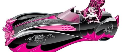 Drac's car