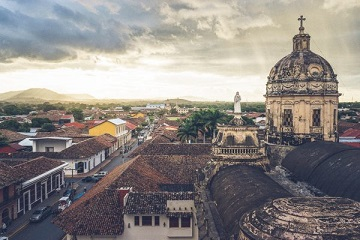 Le Nicaragua ...