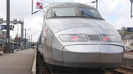 Des perturbations du trafic sont à prévoir en gare de Quimper ce mardi 24 septembre 2019. Photo d'illustration.