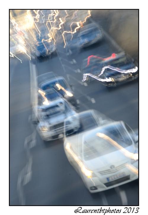 Diagonales et effet de vitesse (essais)