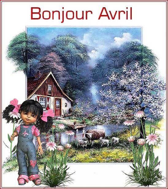 Bonjour Avril