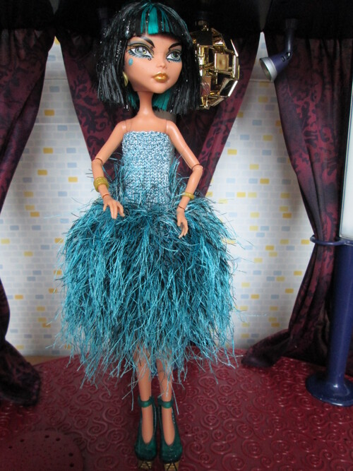 Robes pour Monster High