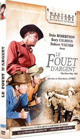 """Le Fouet d'argent (The Silver Whip) """"DVD Cinéma"""""""