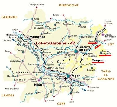 Automne dans le Lot-et-Garonne 3