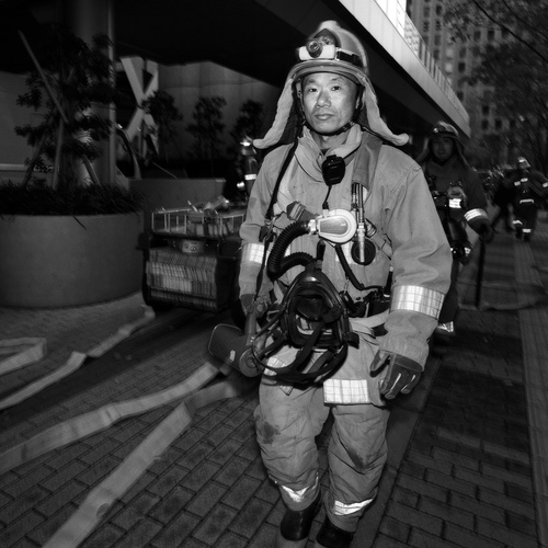 Shinya Arimoto, photographe urbain
