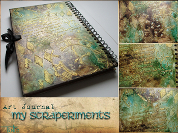 The Scraperiments : couverture