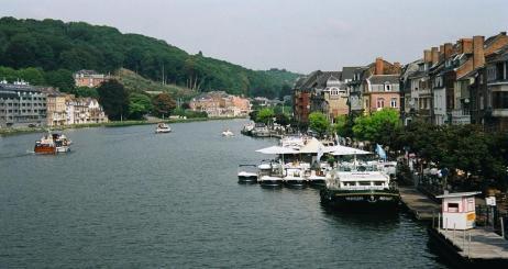 Meuse vers Lustin
