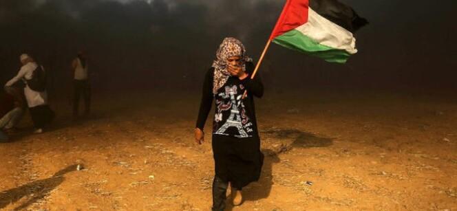Israël a profité de la Grande Marche pour tester ses dernières armes de répression à distance