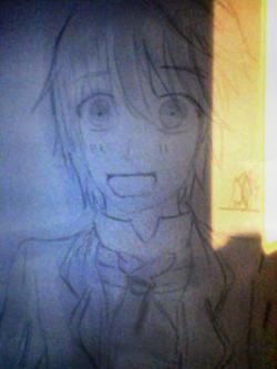 Et voici un dessin de so-manga