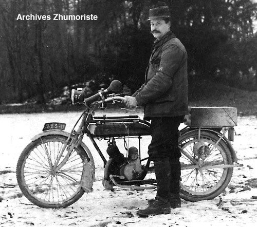 La Motocyclette en France 1914-1921 - Réédition (6)