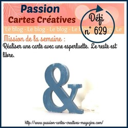 Passion Cartes Créatives#629 !