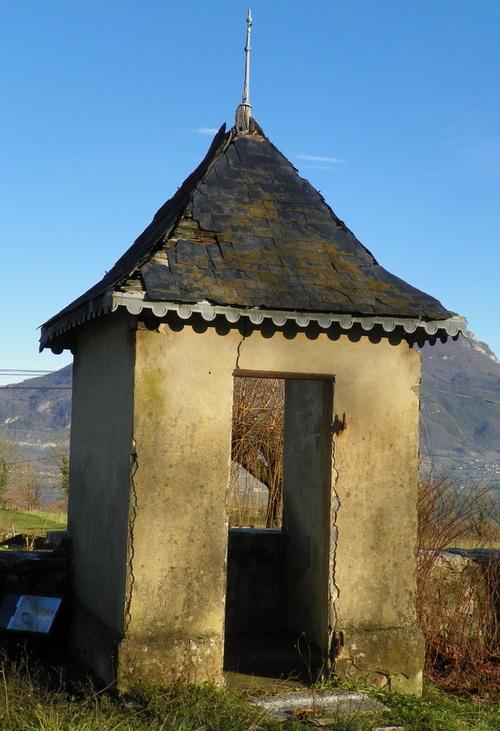 L'église de Parves