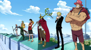 One Piece - Saison 9 - Episodes 264 à 312