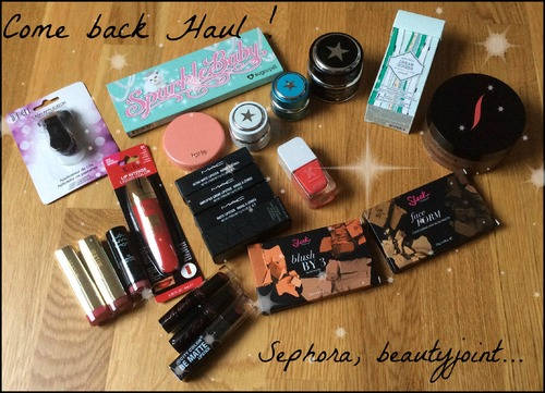 ♥ Come back Haul ! ♥