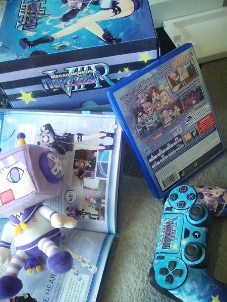 Megadimension Neptunia VIIR : B.-A.-ba de la stratégie
