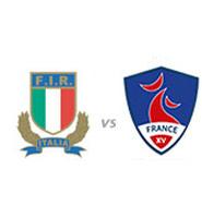 Le XV de France retrouve la victoire et un peu son jeu en Italie