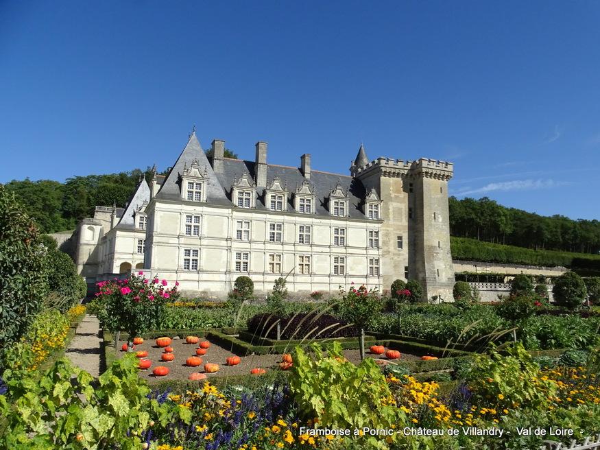 Château et Jardins de Villandry - Val de Loire  1/2