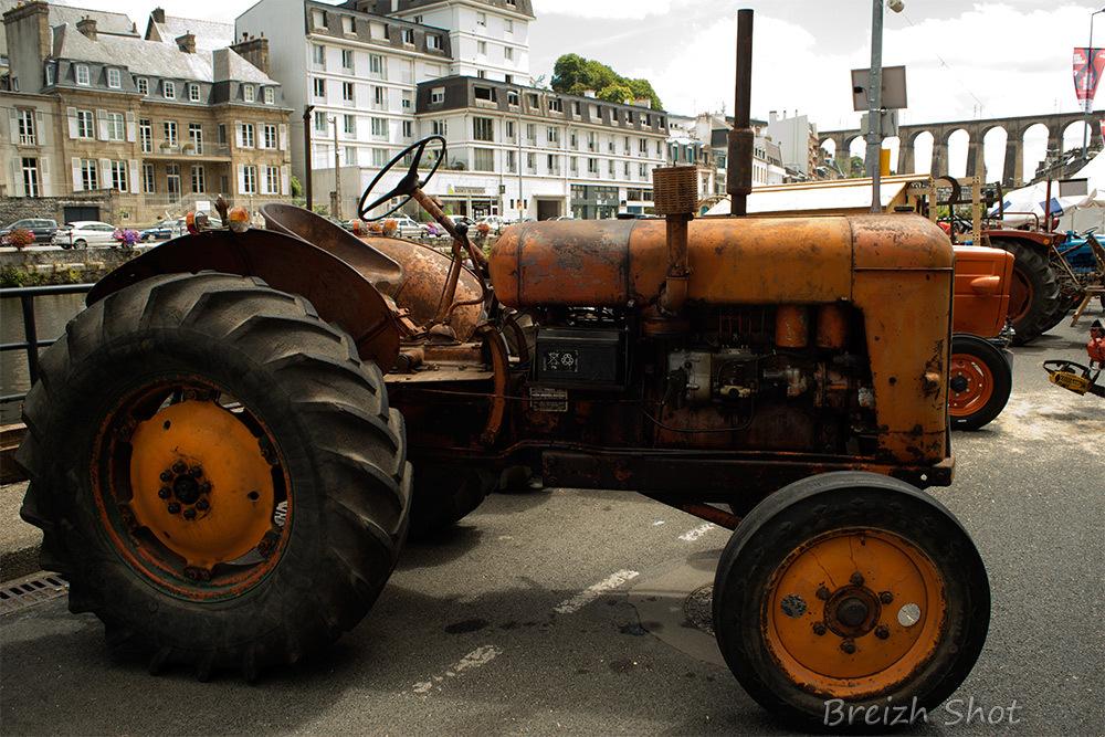 tracteurs retro - morlaix - someca