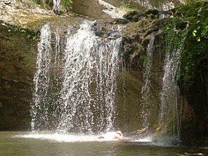 Jura, cascade du Hérisson 5