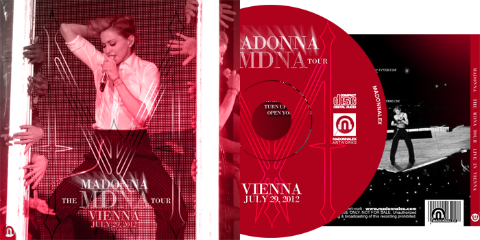 The MDNA Tour - Live in Vienna