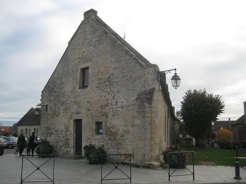 Grange aux dîmes de Ouistreham3.jpg