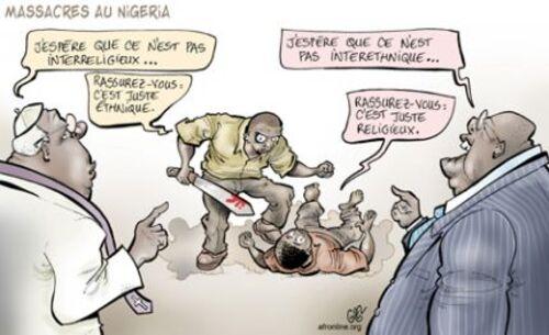 La religion engendre t'elle la violence.