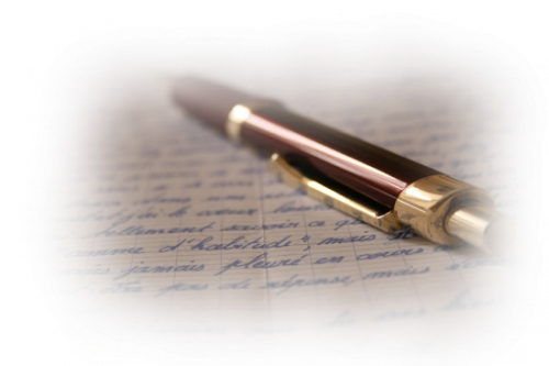 tube crayon plume bic.....