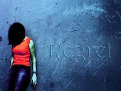 """Série 1 morceau """"regret"""" semaine 10"""