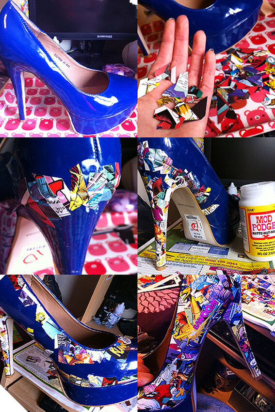 Diy Chaussures 2
