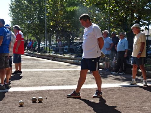 Agréable journées au Vétérans de Lavilledieu le 5 septembre 2017