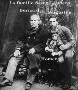 Biographie d'Augustus Saint-Gaudens (1848-1907)