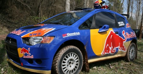 Mitsubishi Colt WRC