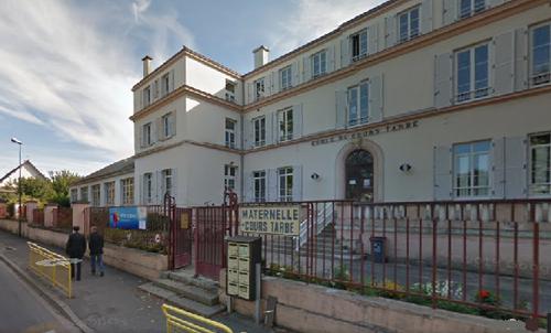 Ecole maternelle du cours Tarbé