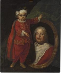 Nicolas Ferry le nain de Stanislas .
