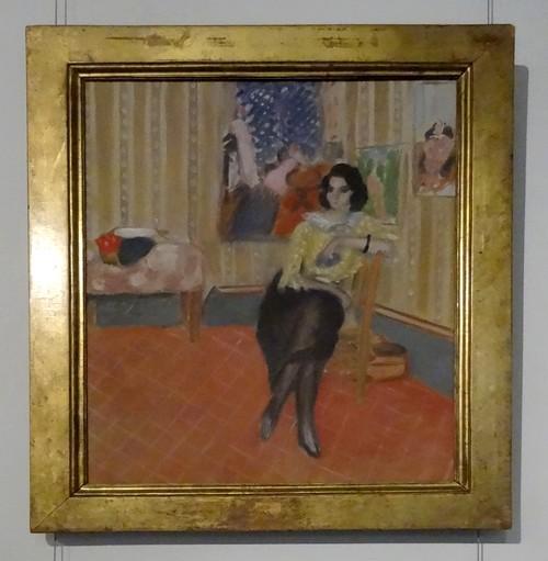 Avec l'Association Culturelle Châtillonnaise, visite du Musée des Beaux Arts de Nancy, place Stanislas