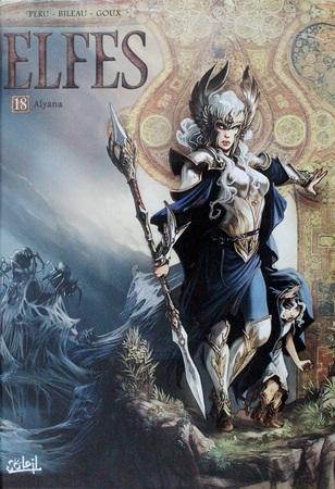 """Elfes T.18 : Alyana """"BD"""""""