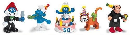 Catalogue des figurines