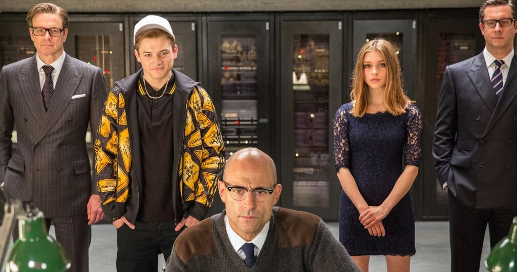 [Test 4K Ultra HD] Kingsman : Services secrets
