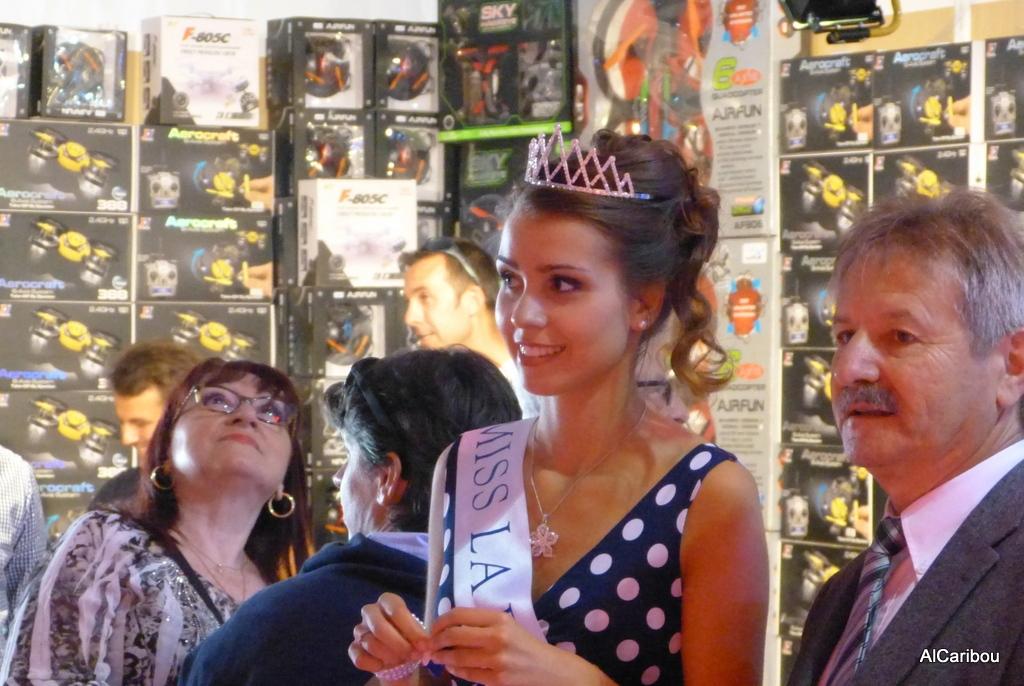 Miss La Rochelle 2015