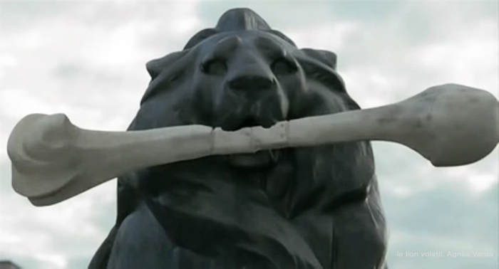 Auguste Bartholdi Agnès Varda Image Sculpture