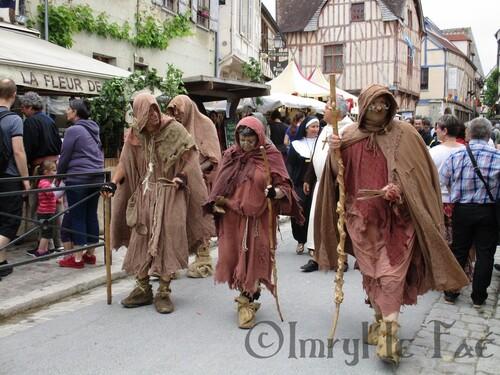 Les Lépreux - 33e Fête Médiévale de Provins