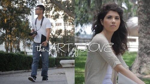 ART OF LOVE. Short Film (Belles histoires de vie)