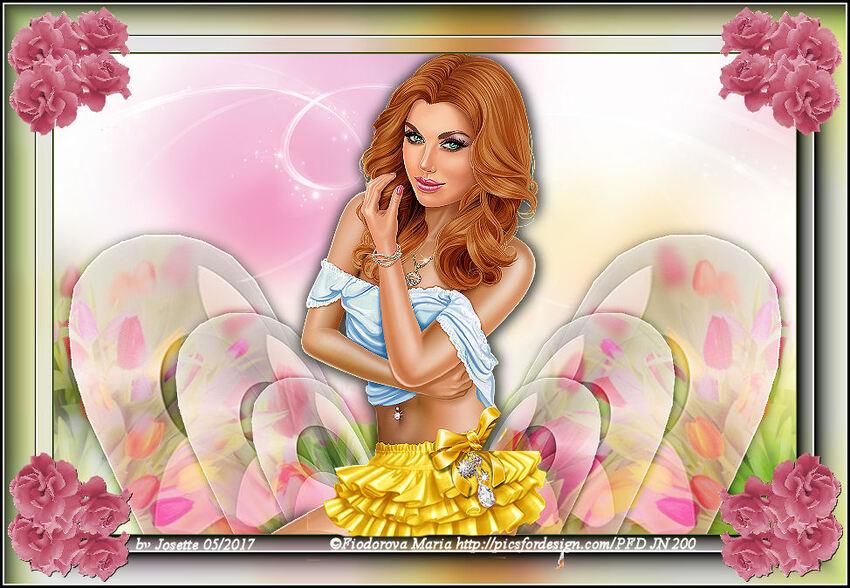 Vos versions du tuto8:La fée papillon