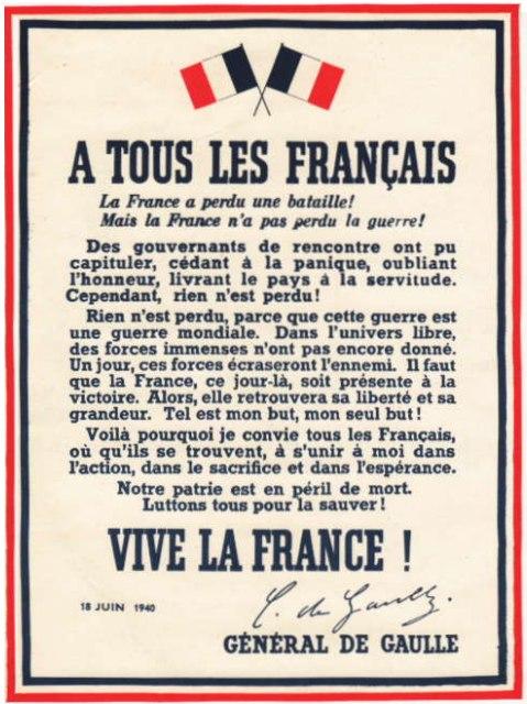 Appel de Gaulle