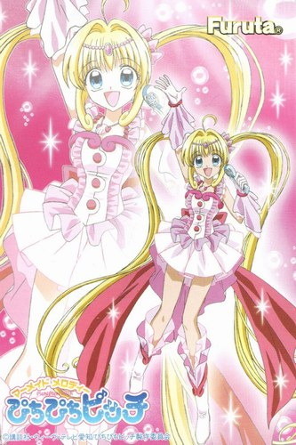 mermaid melody personnages