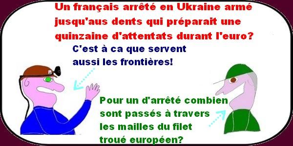Même en lâchant le SeNeCeFe le roi Hollande ne calme pas le taureau Martinez!