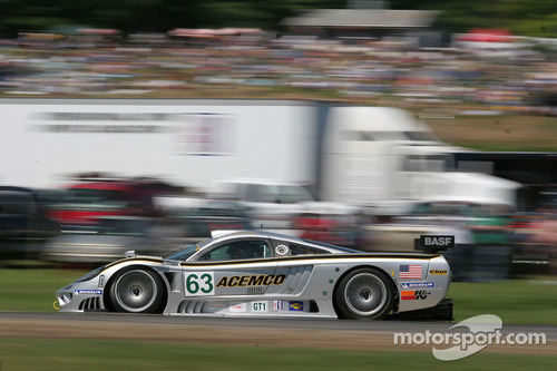 Team Acemco Motorsport Saleen S7R ALMS04