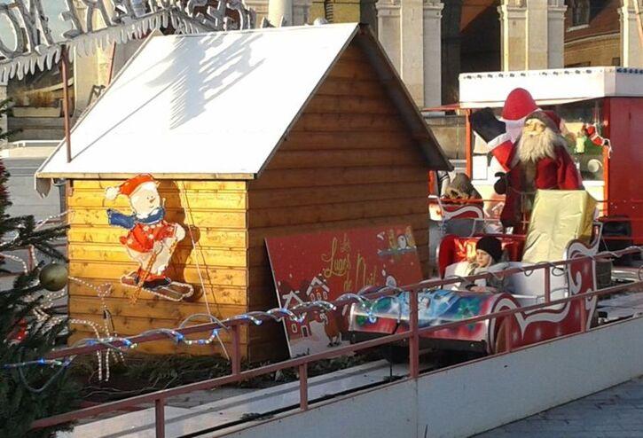 Quelques photos marché de Noël.