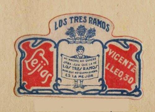 LEJÍA - Los Tres Ramos