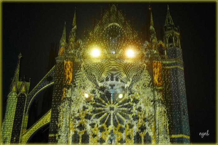 voyage de nuit  (constellations - Metz)